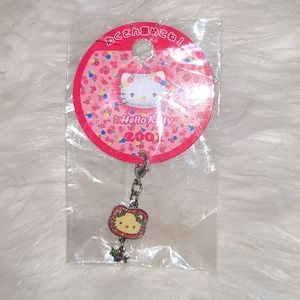 New! Vintage Sanrio Original Hello Kitty Charm